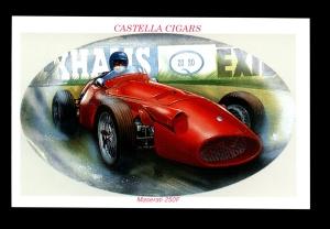 Maserati Cigar