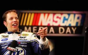 Brad Keselowski, 2012 NASCAR Sprint Cup Champion