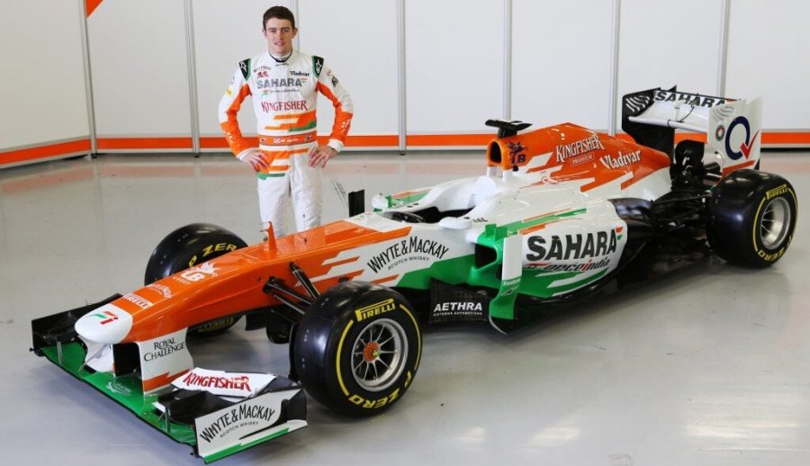 Force India VJ06