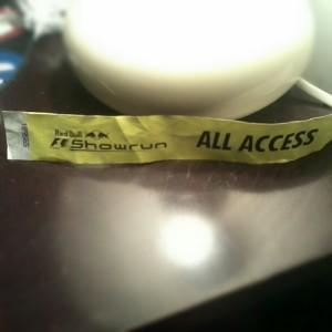 My Golden Ticket!
