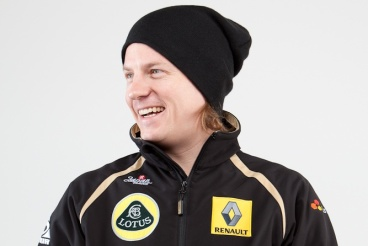 Lotus Renault GP - Kimi Räikkönen