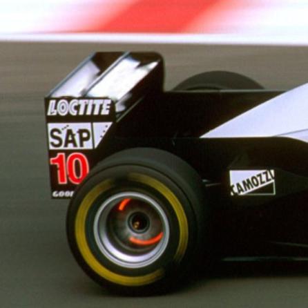 McLaren Brake Glow