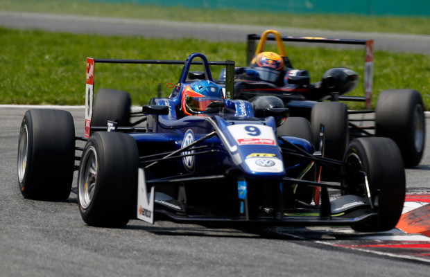 9 Tatiana Calderón (COL, Carlin, Dallara F312 – Volkswagen), FIA Formula 3 European Championship, round 4, race 1, Monza (ITA) - 29. - 31. May 2015
