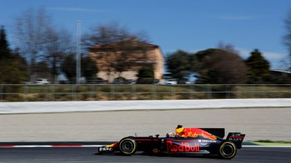 Red Bul RB13