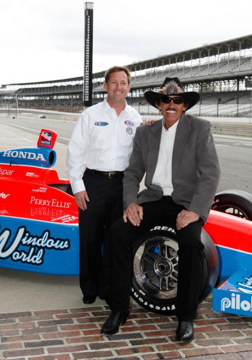 John Andretti, Richard Petty