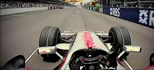 Alonso Indy 2007