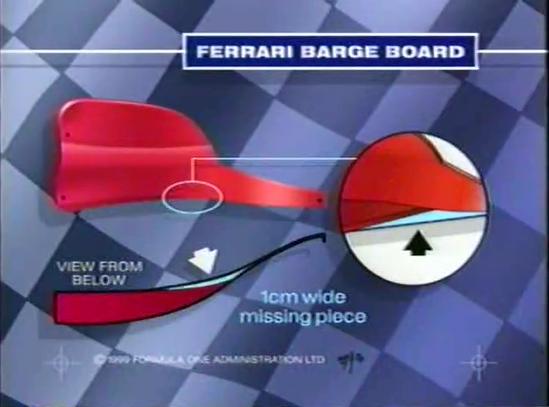 Ferrari reflector