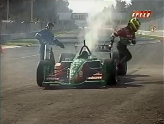 Luis Diaz DNF México 2002