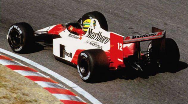 Ayrton Senna Autosport