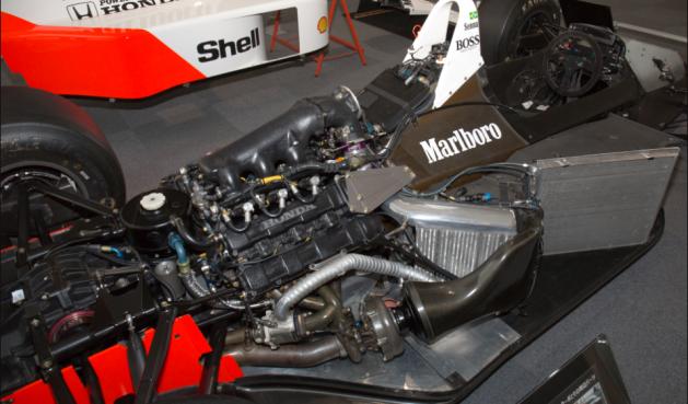 Honda RA168E
