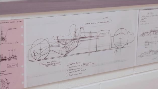 McLaren MP44 planos