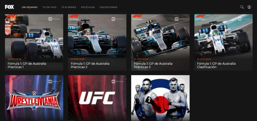 Fox Premium F1