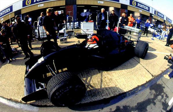 Andrea Moda Silverstone