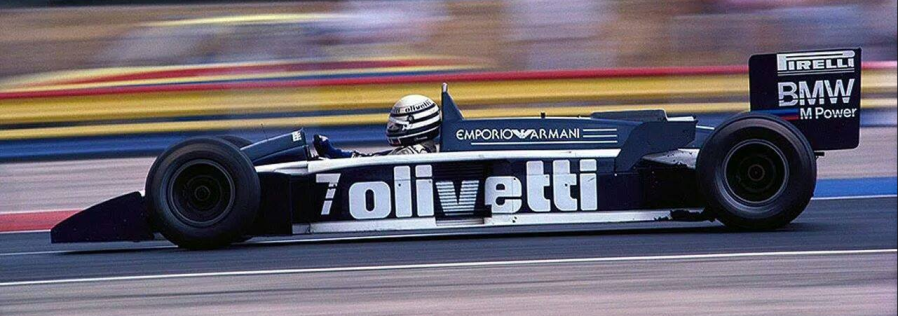 Brabham T55