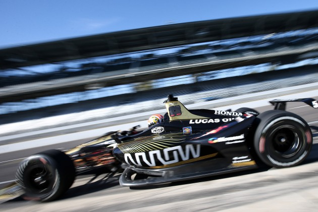 James Hinchcliffe. 2018