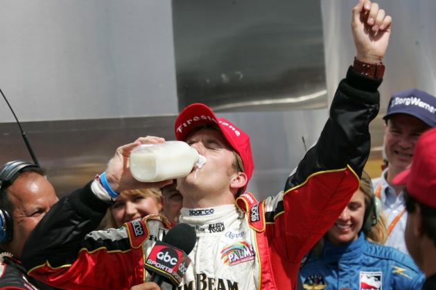 Dan Wheldon 2005 Indy 500