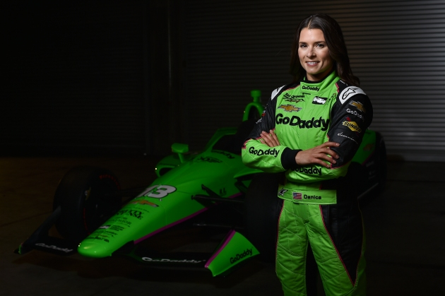 Danica Patrick 2018 Indy 500 III
