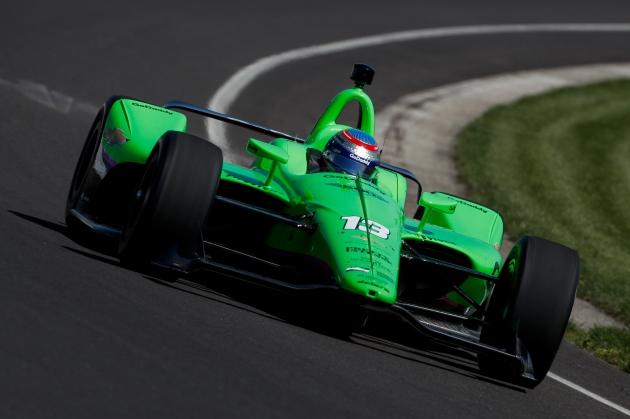 Danica Patrick 2018 Indy 500 Test I