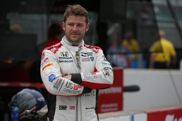 Marco Andretti 2018 Indy 500