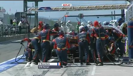 Imágenes gentileza de Formula One Management,