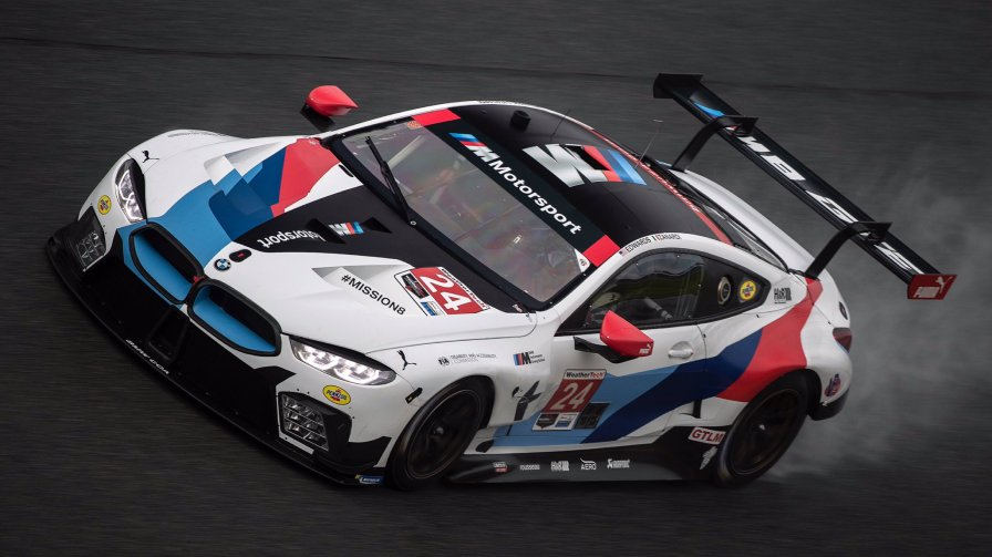 Fotos gentileza de BMW Motorsports.