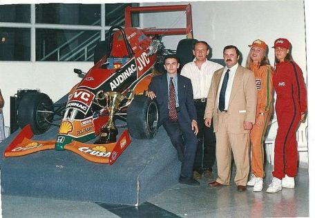 Foto gentileza de Fórmula Histórica.