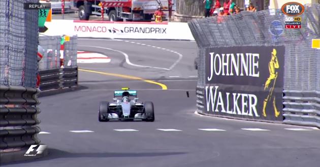 2016 Monaco GP - Drain cover