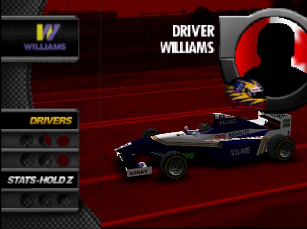 Williams Driver