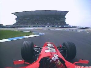 Imágenes gentileza de Formula One Management.